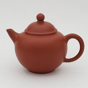 YiXing Zhuni Red Clay Qiu Shui Teapot 90 ml