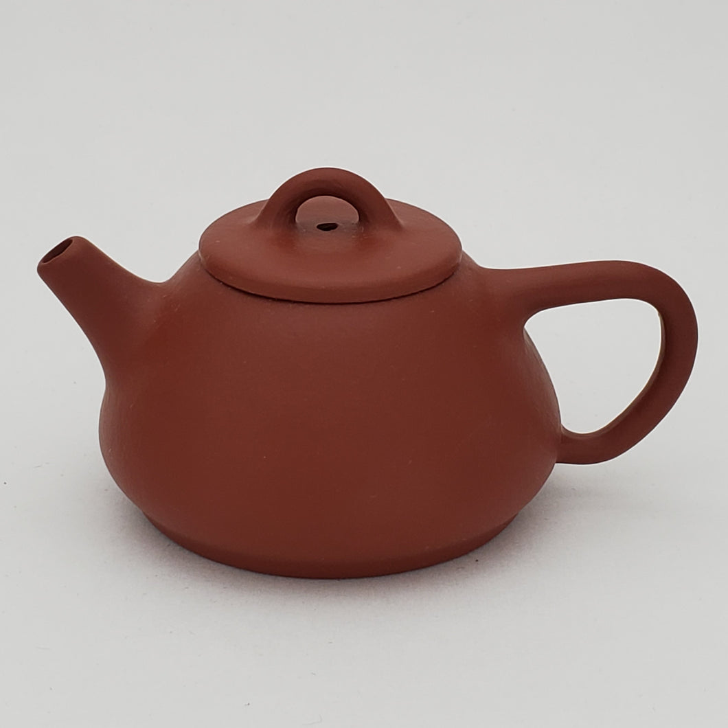YiXing Zhuni Red Clay Shi Piao Teapot 80 ml
