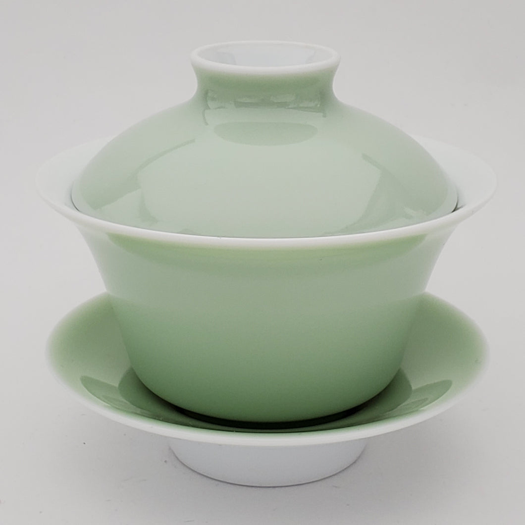 Gaiwan - Fen Cai Glaze Light Green 150 ml
