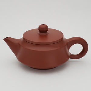 Chao Zhou Red Clay Tea Pot - Qu Hu 80 ml
