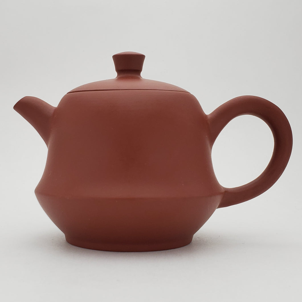 Chao Zhou Red Clay Tea Pot - Bell 140 ml