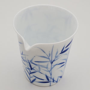 Pitcher - Blue and White Bamboo 250 ml