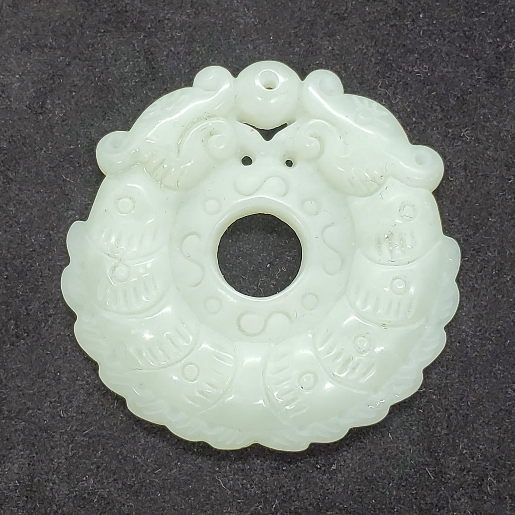 Jade Lid Holder #1