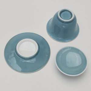 Gaiwan - Sky Blue Glaze 120 ml