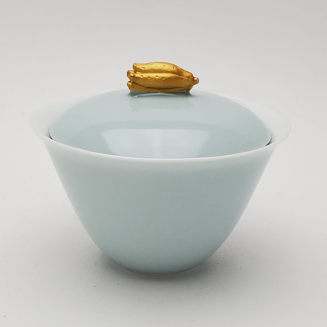 Gaiwan -  Buddha's Hand Light Blue 120 ml