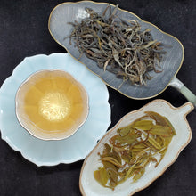 Load image into Gallery viewer, 2020 Spring 1st Pick Wu Liang Shan 500+ years old Gushu Green Puerh Loose 2 oz