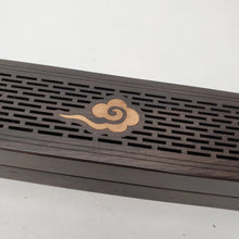 Load image into Gallery viewer, Hard Wood Incense Stick Burner Box - Auspicious Cloud