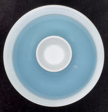 Load image into Gallery viewer, Gaiwan - Fen Cai Glaze Blue 150 ml