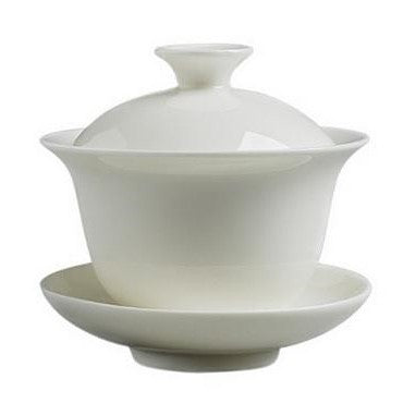 Gaiwan - White small 75 ml