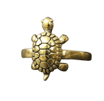 Bague Tortue Or | Univers de Tortue