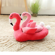 Load image into Gallery viewer, Flamingo Pet Bed - HolliePaws