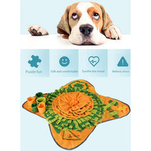 Load image into Gallery viewer, Soft Dog Treat Puzzle/Slow Feeding Mat - HolliePaws