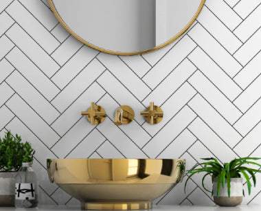 10 of the best bathroom tile ideas for your home