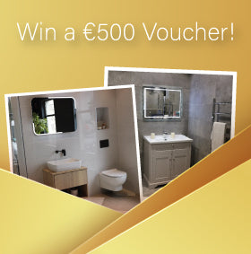 Win a €500 voucher for Halo Tiles and Bathrooms