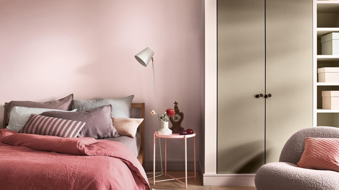 Dulux Colour of the Year 2021 Expressive Colours