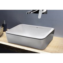 Load image into Gallery viewer, Gala Metaline Emma Square Washbasin