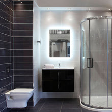 Load image into Gallery viewer, Allure porcelain tiles used in a bathroom setting