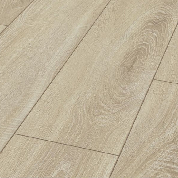 Exquisit Plus Wide Plank Village Oak 8mm Laminate Flooring