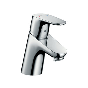 Focus Single lever basin mixer 70 LowFlow without waste set