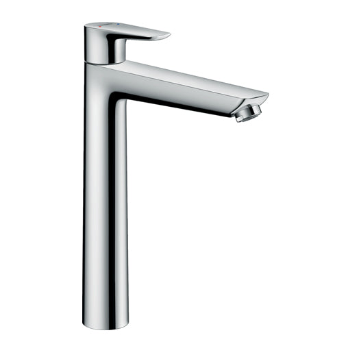 Talis E Single lever basin mixer 240 with pop-up waste set