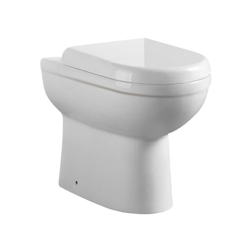 Juliet Soft Close Toilet Seat and Cover