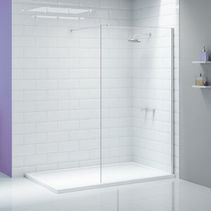 Merlyn Ionic 400mm Showerwall