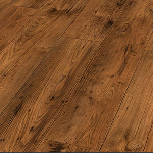 Metro Chestnut Plank 10mm Laminate Flooring