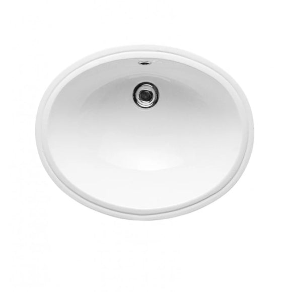 Oval Undermounted Washbasin 470cm