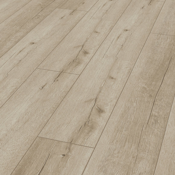 Robusto Plank Rip Oak Nature 12mm Laminate Flooring