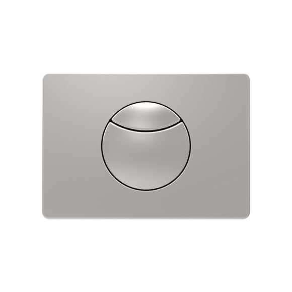 Sanit S703 Flush Plate Stainless