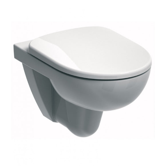 E100 Wall Hung Toilet with Standard Toilet Seat