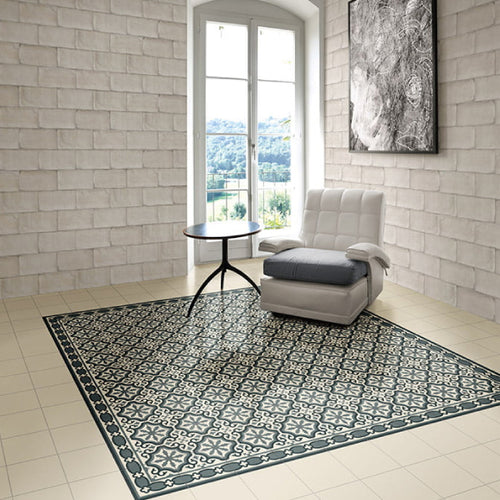 Lifestyle image of Victorian Florentine Tiles used on floor