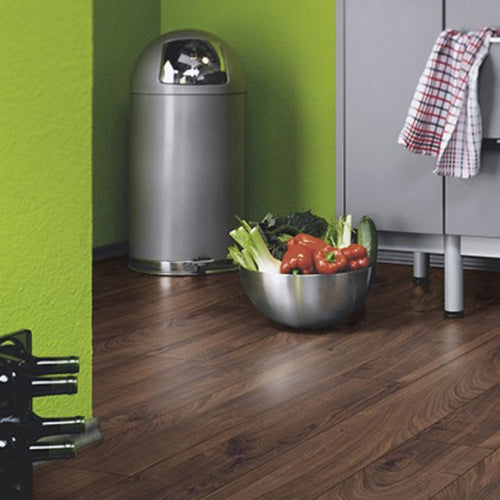 Dynamic Plus Plank Smoked Oak 8mm Laminate Flooring