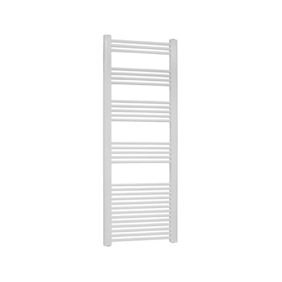 Wendover Straight Towel Rail White 800mm x 500mm