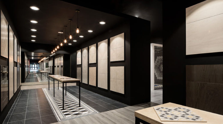 Halo Tiles Showroom