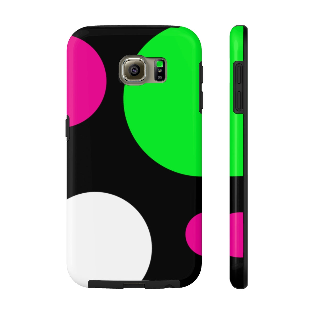DIVERSITY Case Mate Tough Phone Case - Black