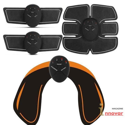 Kit Tonificador Muscular 6.2 Pack PRO Completo - MagazineInnovar