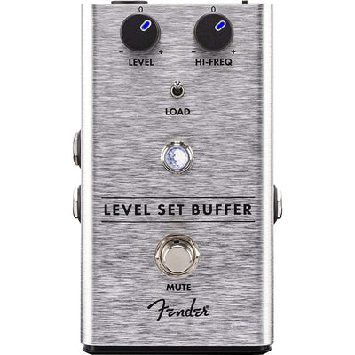 Pedal para Guitarra Level Set Buffer FENDER - MagazineInnovar