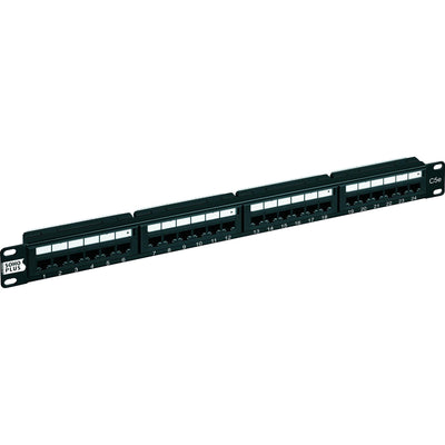 Patch Panel CAT5e T568A/B 24P FURUKAWA SOHOPLUS