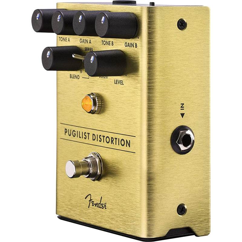 Pedal Para Guitarra Pugilist Distortion - MagazineInnovar