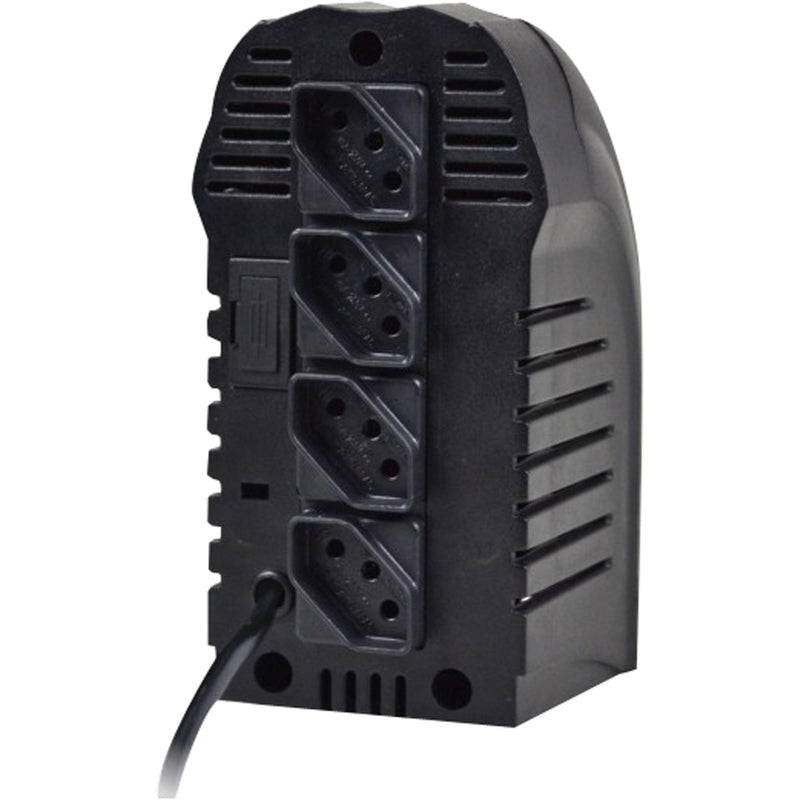 Estabilizador 500VA POWEREST Bivolt Preto TS SHARA