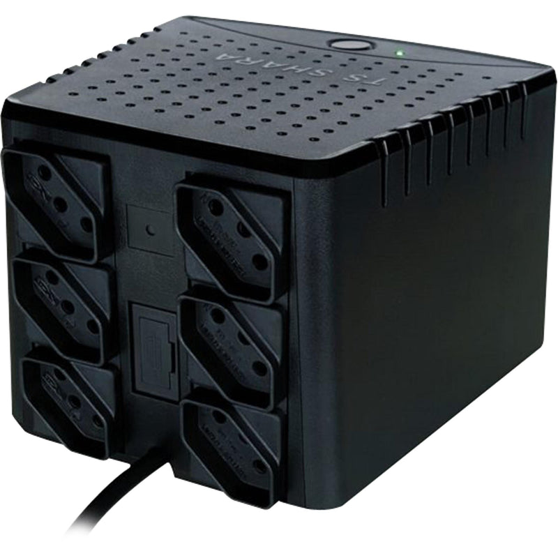 Estabilizador 1000VA POWEREST ABS Bivolt Preto TS SHARA - MagazineInnovar