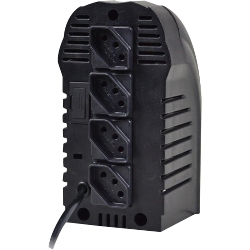 Estabilizador 300VA POWEREST Bivolt Preto TS SHARA - MagazineInnovar
