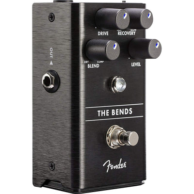 Pedal Para Guitarra Compressor The Bends FENDER - MagazineInnovar