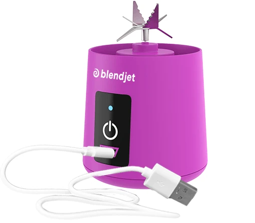 BlendFree Mini Liquidificador Portátil - Shake it! - MagazineInnovar