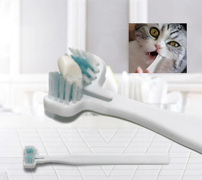 Escova de Dente para Pet - Super Clean - MagazineInnovar