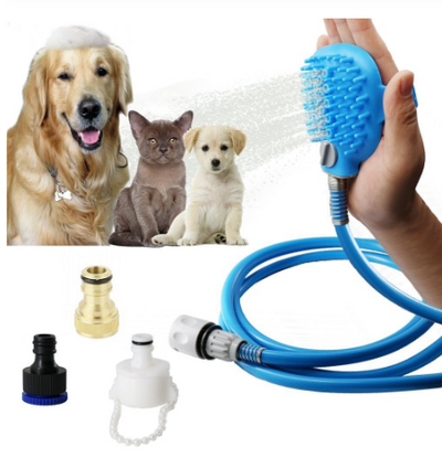 Chuveiro para Pet - Massageador Rash - MagazineInnovar