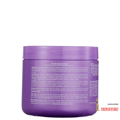 Máscara Alfaparf Nutri Seduction Luxury Mask Tratamento 500g - MagazineInnovar