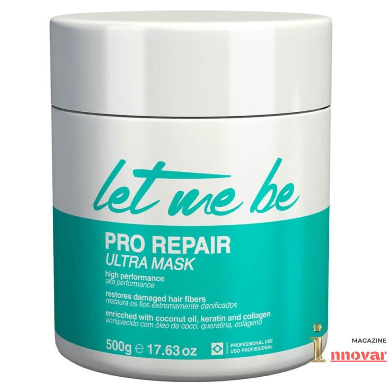 B-tox Pro Repair Ultra Mask Let Me Be 500g