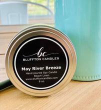 Load image into Gallery viewer, Tin Can | May River Breeze 8 oz.
